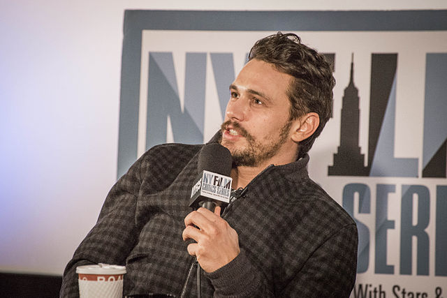 James Franco Supports Farm Sanctuary