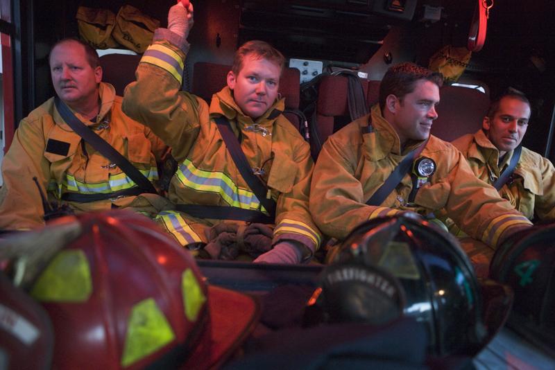 Firefighters Net PETA Award for Saving Missing Dog From Sinkhole
