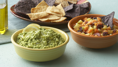 Edamame Hummus and Papaya S New International Olive Council Report Underscores Health Benefits of Table Olives, Olive Oil