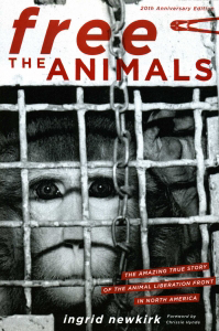 freetheanimals Just Released: 20th Anniversary Edition of PETA Presidents Engaging True Story of the Daring Adventures of Americas Animal Rights Revolution