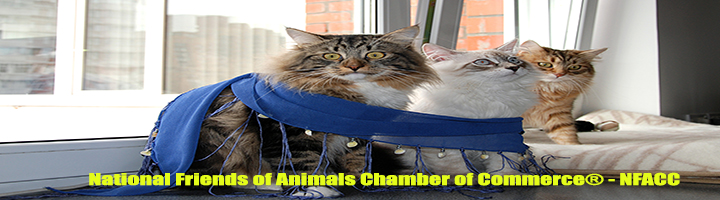 National Friends of Animals Chamber of Commerce® - NFACC