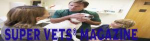 SUPERVETSMAGAZINELOGO34 300x82 Boy And Mother Taking Dog For Examination By Vet